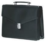 Samsonite OP1-09-001 Manager (натуральная кожа,черная, 40x35x10см)