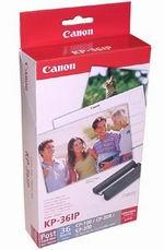 Комплект (бумага и картридж) Canon KP-36IP Color Ink