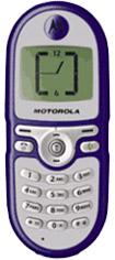 Motorola c200