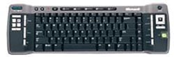 Клавиатуры Microsoft Remote Keyboard для Media Center Edition