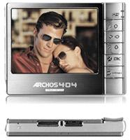 Archos 404 30Gb camcoder