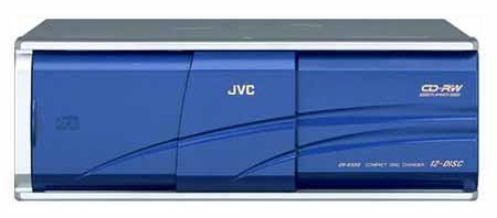 JVC CH-X550