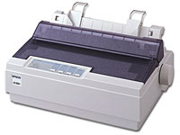 Epson Принтер Epson матричный LX-300+II LPT. USB (C11C640041)