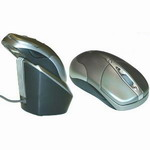 Defender Wireless Optical Mouse 2400UP USB/PS/2