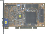 Riva TNT2-M64 PCI 32Mb