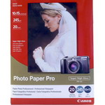 Canon A6 Photo Paper Pro PR-101 1029A015 (20 листов, 10x15см, глянцевая, 245 г/м2)