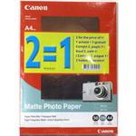 Canon A4 Matte Photo Paper MP-101 (100 листов, матовая, 170 г/м2)