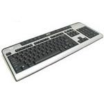 Клавиатура BTC 6301С Slim USB