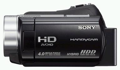 SONY HDR-SR10E