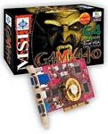 Micro-Star MS-8866 Dual VGA TV 64Mb