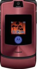 Motorola V3I RED