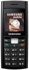 Samsung SGH-C170 Strong Black