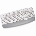 Smart Office Keyboard BTC 8191 Ergo PS/2
