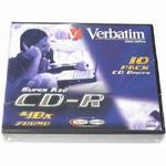 CD-R Verbatim 700Mb 48x 10 шт.