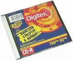 CD-R Digitex 700Mb 52x