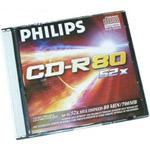 CD-R Philips 700Mb 52x