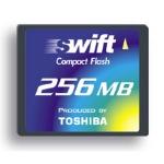 Toshiba CompactFlash SWIFT 256 Mb