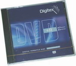 DVD+R Digitex 4.7Gb 4x
