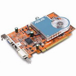 ASUSTeK EAX700PRO/TVD DVI TV In/Out (RTL) 256Mb (ATI X700 Pro)