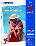 EPSON S041732 A4 DURABrite Photo Paper