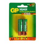 Аккумулятор GP 170AAHC (NiMh, 1700 mAh, AA)
