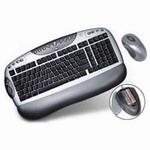 Комплект (клавиатура, мышь) A4-Tech KBS-2348RP