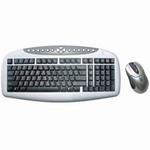 Комплект (клавиатура, мышь) A4-Tech Wireless Keyboard + Optical Mouse PS/2