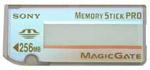 SONY MSX-256 MagicGate Pro