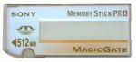SONY MSX-512 MagicGate