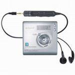 SONY Walkman MZ-NH700 Silver