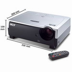 Acer Portable Projector PD723