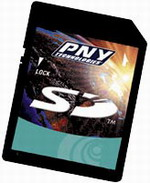 PNY SD 128Mb