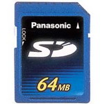 Panasonic SD 64Mb