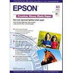 EPSON S041315 A3 Premium Glossy Photo Paper