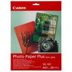 Canon A4 Photo Paper Plus Semi-gloss SG-101 (20 листов, полуглянцевая, 260 г/м2)
