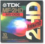 3,5 1,44 Mb TDK 10 шт