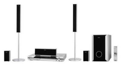 Sony DAV-DZ520K