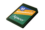 Apacer MultiMediaCard 128 Mb