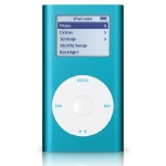 Apple iPod mini 6Gb Blue M9803