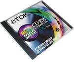 CD-RW TDK 700Mb 12x