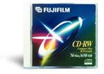 CD-RW FUJIFILM 650Mb 4x