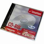 CD-RW IMATION 700Mb 10x