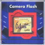 PQI CompactFlash 64 Mb
