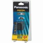 Аккумулятор Panasonic CGA-DU21E/1B (Li-Ion, 7.2V, 2040mAh для Panasonic NV-GS10/30/40/50/70)
