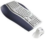 Комплект (клавиатура, мышь) Logitech Cordless Desktop Pro