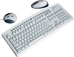 Комплект (клавиатура, мышь) Defender RF Wireless Keyboard&Mouse