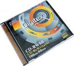 CD-RW Digitex 700Mb 12x