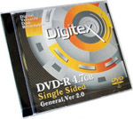 DVD-R Digitex 4.7Gb