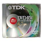 DVD-RW TDK 4.7Gb