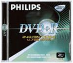 DVD+R Philips 4.7Gb